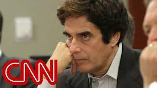 Lawsuit forces magician to reveal secret - CNN