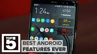 Android's best features ever (CNET Top 5) - CNETTV