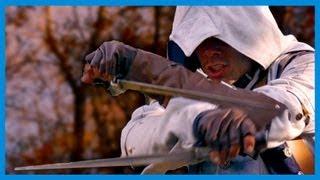 Assassin's Creed 3 ใช้คนแสดงแทน ทำได้สนุกไม่แพ้แอนิเมชั่น