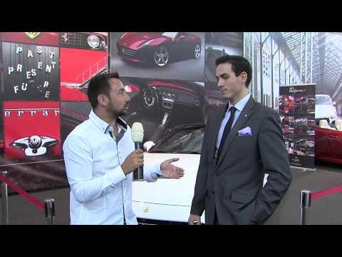Autoperiskop.cz  – Výjimečný pohled na auta - Ferrari na Autoshow Praha 2014