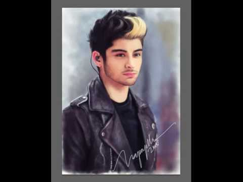 Zayn Malik - Speed Painting by Naj