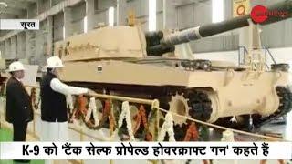 Modi Inaugurates L&T armed system complex - ZEENEWS