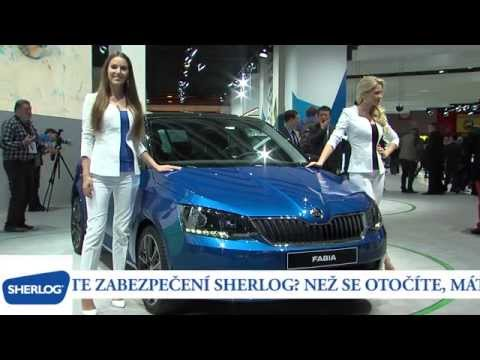 Autoperiskop.cz  – Výjimečný pohled na auta - Škoda – Autosalon Paříž 2014