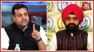 Kashmir में अब होगी आर-पार की जंग ? Halla Bol With Weekend Guest Special Maj Gen GD Bakshi - AAJTAKTV