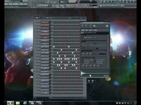 Tutorial de como hacer Reggaeton Cubano-Reggaeton Fusion en el FL Studio