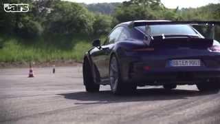 فيديو: كريس هاريس يختبر قوة بورش 991 GT3 RS الجديدة