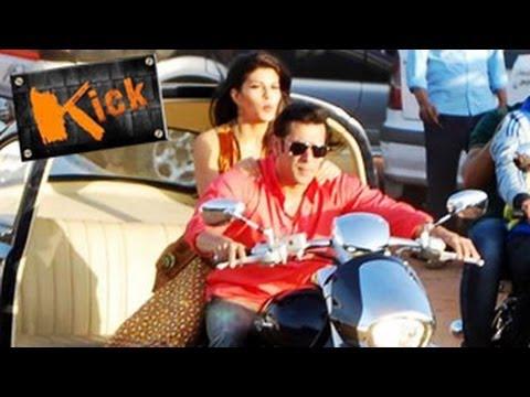 Salman Khan's BIKE RIDE with Jacqueline Fernandez