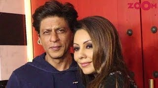 Shah Rukh and Gauri Khan's COOL and CLASSY look | Style Today - ZOOMDEKHO
