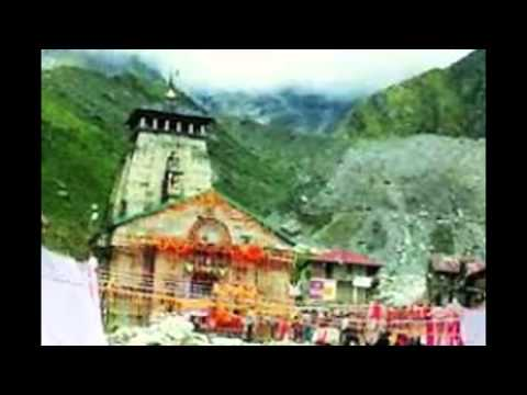 Kedarnath Temple In Uttrakhand
