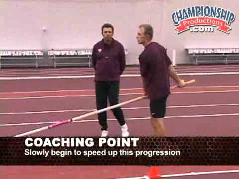 Texas A&M Track & Field Series - Drills and Progressions for Championship Pole Vault
