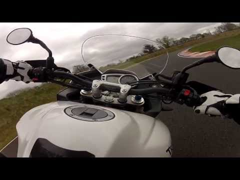 TRACK DAY 2013 - PHILLIP MCCALLEN & JEREMY MCWILLIAMS - NUTTS CORNER