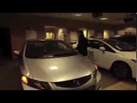 2013 Civic Coupe LX - Customer Testimonials - Calgary Honda