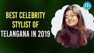 Best Celebrity Stylist of Telangana in 2019. - Priyanka Sahajananda || Celeb LifeStyles - IDREAMMOVIES