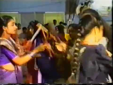 Dandiya-Raas in Mozambique, 1996