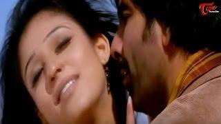 Best Romantic Scenes of Tollywood || #02 || Nayanathara, Ravi Teja Romantic Scenes Compilation - TELUGUONE