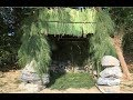 Primitive Technology: Stone House (Stone hut)