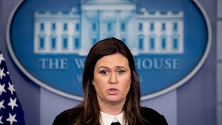 Sanders: White House not asking taxpayers to pay for wall - WASHINGTONPOST