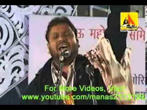 Poet Mesum Gopalpuri at Lucknow Mohatsav, Mushaira-2012(Part-4)