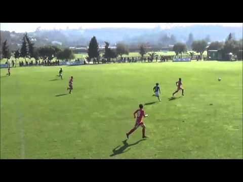 Santiago Wanderers vs Unión La Calera [Sub 15]
