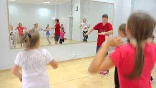 MixStyle для детей в BIG Dance. Танцы для детей в Киеве