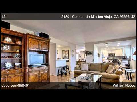 21801 Constancia Mission Viejo CA 92692 - William Hobbs - BHHS California Properties Newport Beach