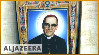 🇻🇦 Vatican: Oscar Romero, Pope Paul VI canonized | Al Jazeera English - ALJAZEERAENGLISH