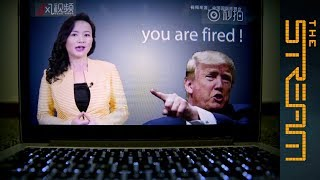 How does the media cover Trump in your country? | The Stream - ALJAZEERAENGLISH