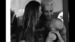 In Graphics: CONGRATULATIONS! Singer Adam Levine blessed with a BABY GIRL - ABPNEWSTV