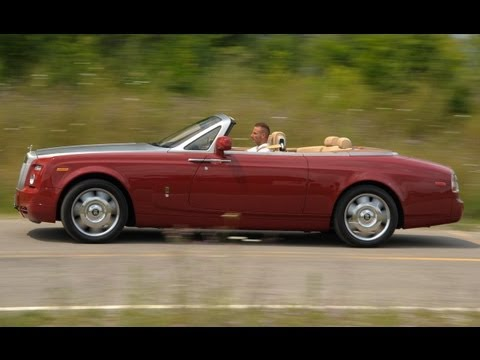 2010 Rolls-Royce Phantom Drophead Coupe Tested - CAR and DRIVER