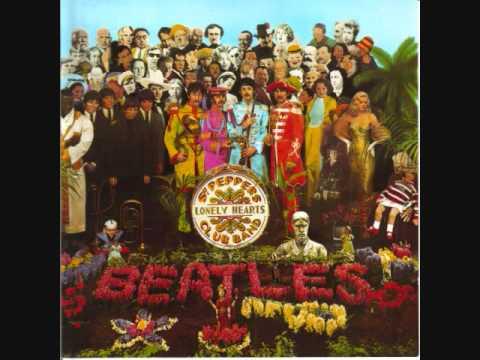 """She's leavin home"" The Beatles"