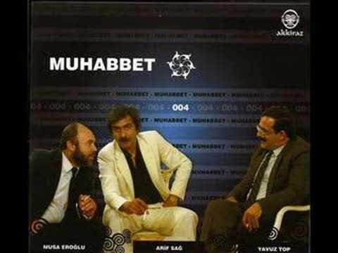 Muhabbet-4 ARİF SAĞ - BİR DOST BİR POST YETER BANA - 1986