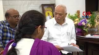 Woman Complaint  against Colleague Krupavaram to Deputy CM Krishna Murthy | CVR NEWS - CVRNEWSOFFICIAL