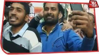 'हमारा नेता कैसा हो Sachin Pilot जैसा हो', Congress ऑफिस में समर्थकों की नारेबाजी - AAJTAKTV