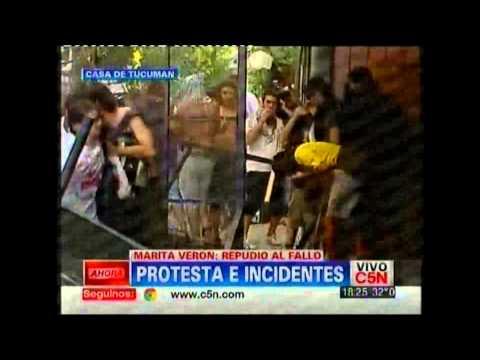 Atacan la Casa de Tucumán en Buenos Aires