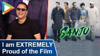 "Vidhu Vinod Chopra: ""Shurwat Me, Mein Iss Film Ke Khilaaf Tha…"" | Sanju Teaser Launch - HUNGAMA"