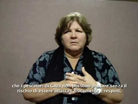 Aleida Guevara interviewed on Gaza, Spanish with Italian Subtitles