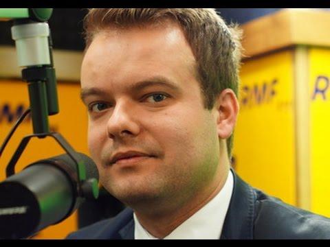 "Konrad Piasecki prowadzi ""Kontrwywiad RMF FM"""
