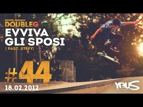 Double G - 18 Febbraio 2012 - Evviva Gli Sposi - Pastore Stefania
