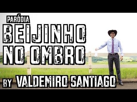 PARÓDIA: Beijinho no Ombro por Valdemiro Santiago - DESCONFINADOS