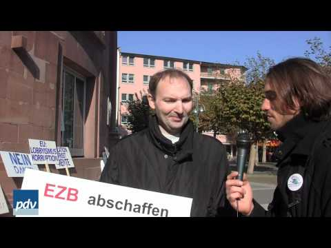 Wie kommt Geld in die Welt? | Was ist Marktgeld? (Interview 12.02.2012)