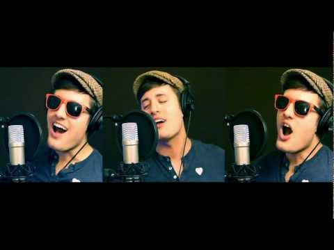Karmin Brokenhearted (cover) Nick Pitera