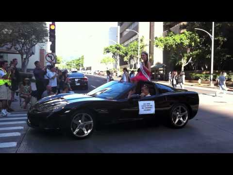 Chinese New Year Parade 2011: Honolulu, Hawaii