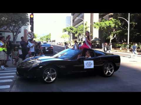 Chinese New Year Parade 2011: Honolulu, Hawaii