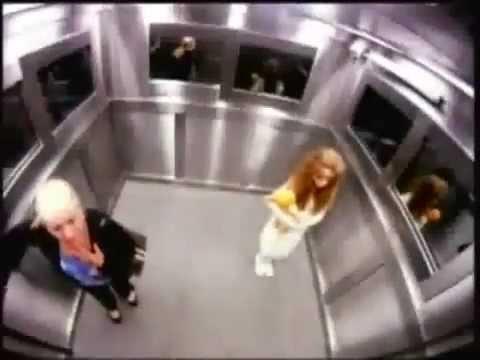 كاميرة الخفية مرعبة - في المصعد