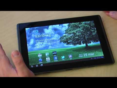 Asus Eee Pad Transformer --ms-oD11NCI