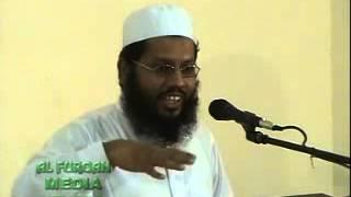 PJ Denies Allah Descend Arsh Hadith