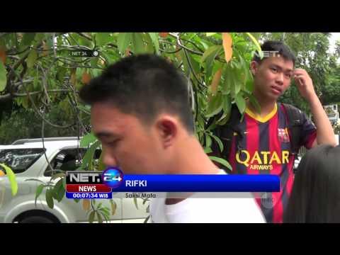 Kecelakaan Lalu Lintas Akibat Kebut kebutan Pelajar di Pekanbaru - NET24