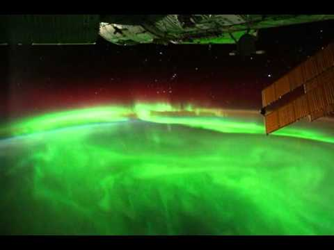 Aurora From Space!!! --n2myFnE5sA