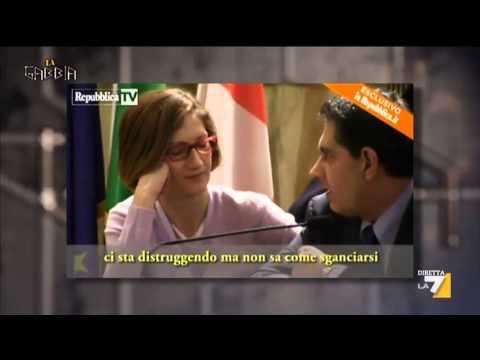 """Fuorionda Toti-Gelmini: """"Silvio non sa come sottrarsi a Renzi"""""""
