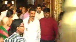 Power Star Pawan Kalyan @ Tirumala Video | Rare & Exclusive | TFPC - TFPC